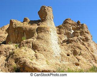 Desert Rocks Four