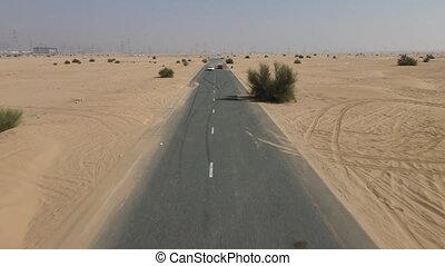 desert sport car racing