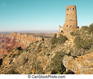 Desert View Tower at the Grand Cany
