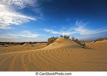 deserto, infinito