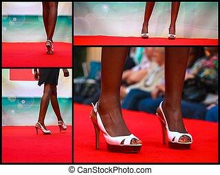 desfile de modas