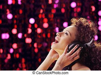 desfrutando, música