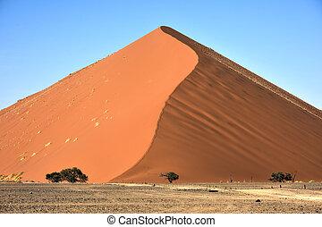 desierto de namib, namibia