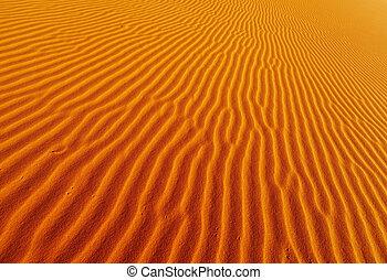 desierto, plano de fondo