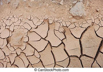desierto, textura