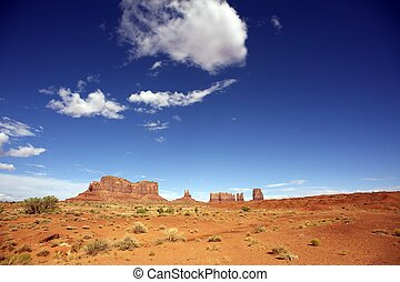 desierto, valle