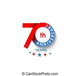 design., χρόνια , εορτασμόs , 70th, επέτειος