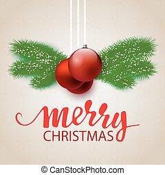 Design a Christmas postcard