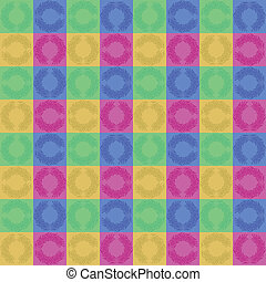 Design background for a tile. Abstract vector illustration.