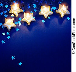 Design background for Christmas greetings card