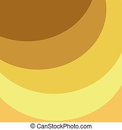 Design business concept Empty copy space modern abstract background Layered Arc Multi Tone Blank Copy Space for Poster Presentations Web Design