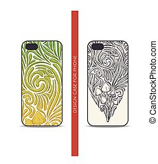 Design Case for Phone Four - Design covers for the phone...