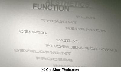 Design Concept Animation