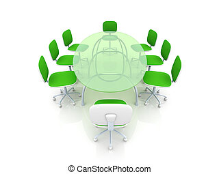 Design Conference Table