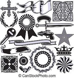Design Element Collection