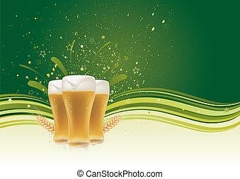 design element for beer