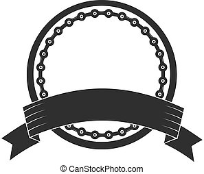 Design elements black color badge logo icon