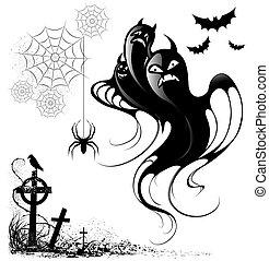 design elements for halloween