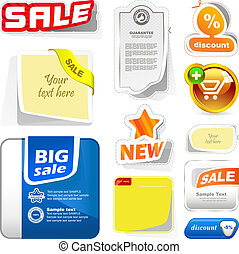 Design elements for sale. Business illusrtation. Usable for ...