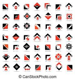 Design elements set.