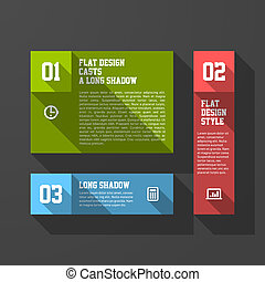 Design elements template