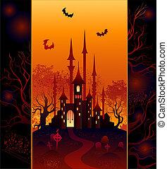 design for halloween