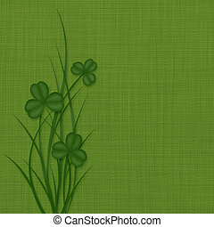 Design for St. Patrick's Day.