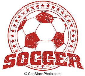 design, fotboll, -, årgång