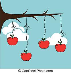 design, frukter