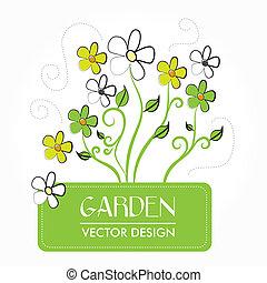 Design kleingarten rosa kleingarten aus abbildung for Kleingarten design