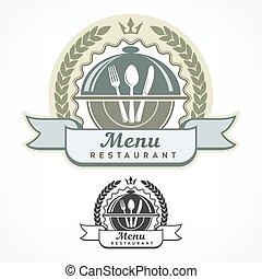 Design menu labels