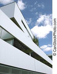 Design of a modern house