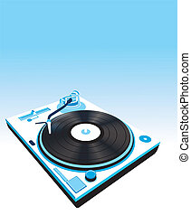 turntable - design of a turntable