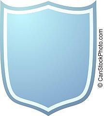 blue shield symbol