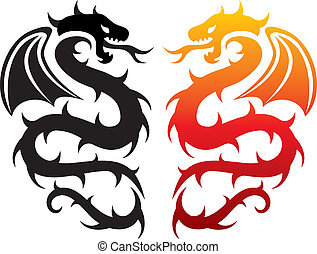 design of dragons