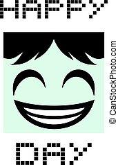 happy day icon