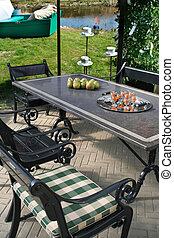 design of home backyard