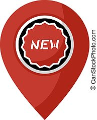 design of new location symbol
