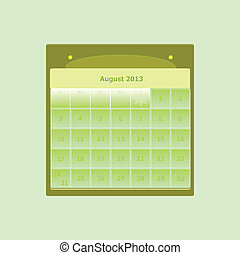 Design schedule monthly august 2014 calendar
