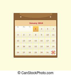 Design schedule monthly january 2014 calendar