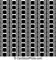 Design seamless monochrome vertical background. Vector art