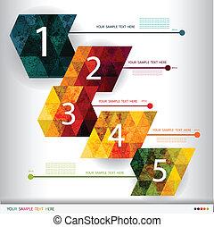Design template. Fully editable vector. - Design template. ...