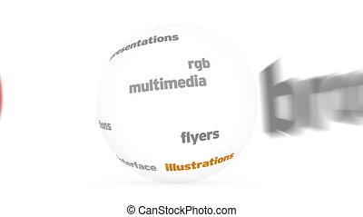 Design Word Sphere