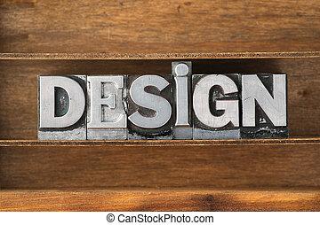 design word tray