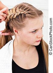 designazione capelli