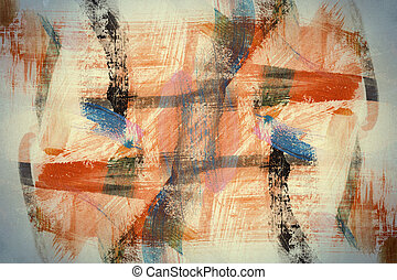 Designed acrylic background - Designed arts background. Used...