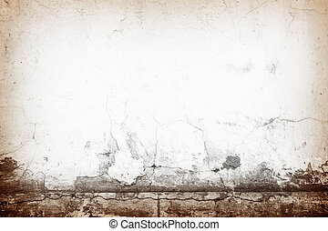 Designed grunge Old cement wall texture, background