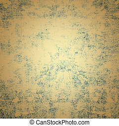 Designed grunge paper texture, background. Vintage Abstract back