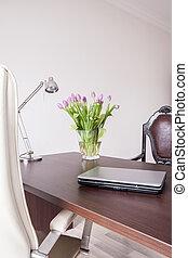Designed home office