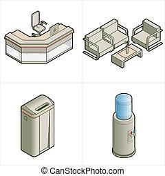"""DesignElements 17a - Design Elements p. 17a """"Office"""" is a..."""